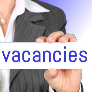 Security Vacancies